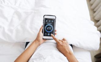 Smarthus temperaturstyring