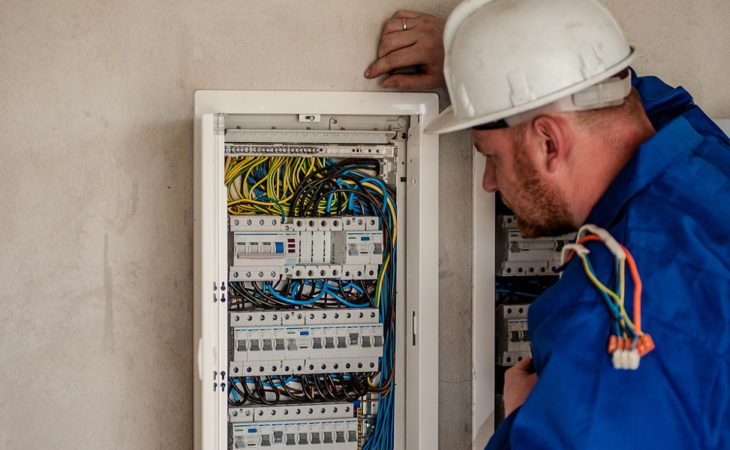 elektriker på el-sjekk